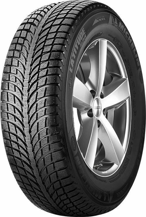 Latitude Alpin LA2 Michelin tyres