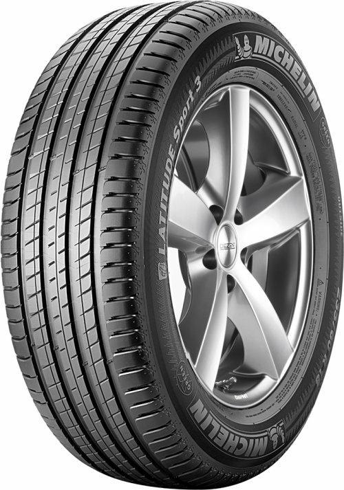 Michelin 225/65 R17 all terrain tyres LATITUDE SPORT 3 JLR EAN: 3528705940836