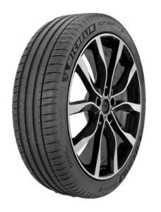 PS4SUV Michelin Felgenschutz pneumatici