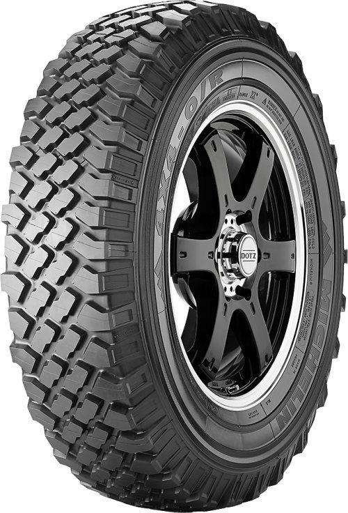 Michelin 205/80 R16 SUV Reifen 4X4 O/R XZL EAN: 3528706844782