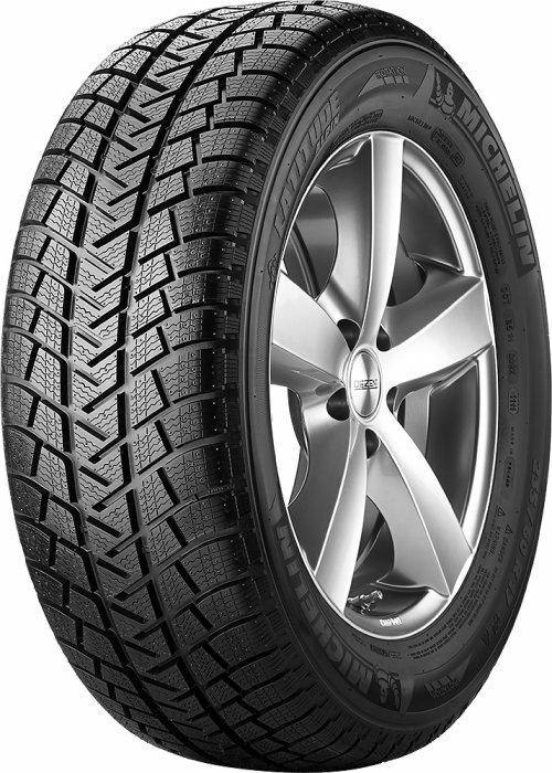 LATITUDE ALPIN M+S Michelin all terrain tyres EAN: 3528706986390