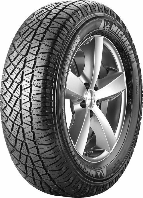 Latitude Cross DT Michelin pneumatici