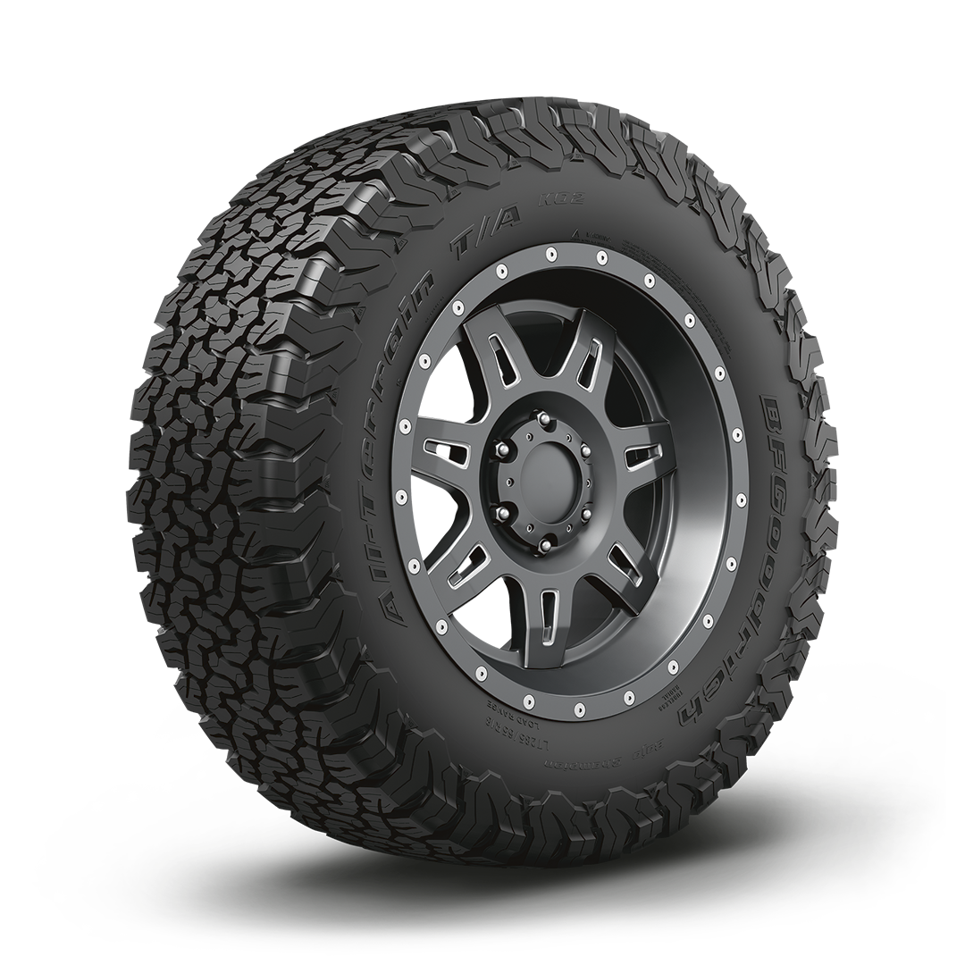 ALL Terrain T/A KO2 BF Goodrich EAN:3528708633575 Light truck tyres