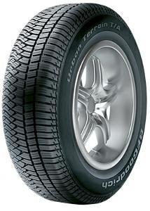 BF Goodrich 235/70 R16 all terrain tyres URBAN TERRAIN T/A EAN: 3528709864138