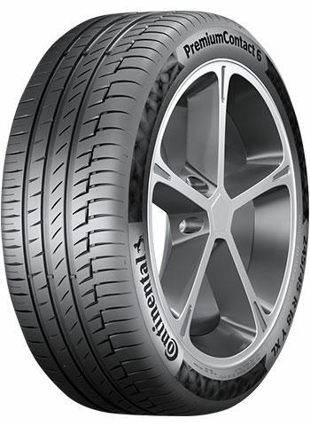 Continental 275/45 R20 all terrain tyres PRECON6XL EAN: 4019238004861