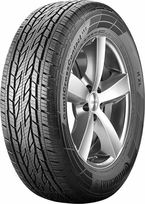 Continental 235/65 R17 SUV Reifen CROSSCOLX2 EAN: 4019238543179