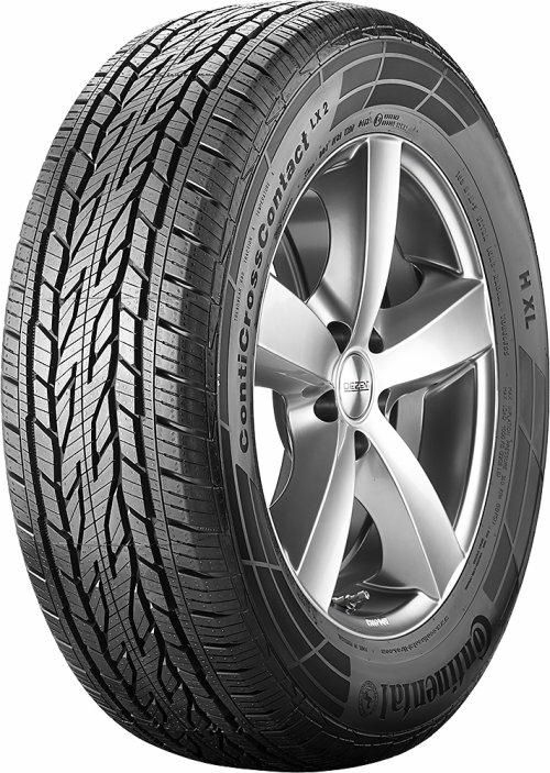 Continental 205/80 R16 CONTICROSSCONTACT LX SUV Sommerreifen 4019238749076