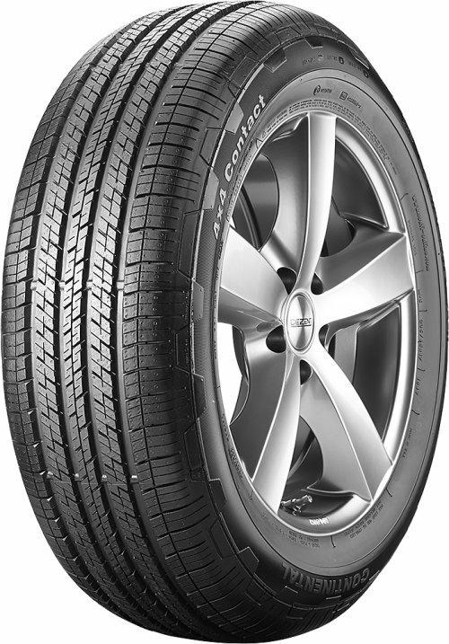 Continental 4X4 CONTACT XL 255/55 R19 SUV Sommerreifen 4019238780451
