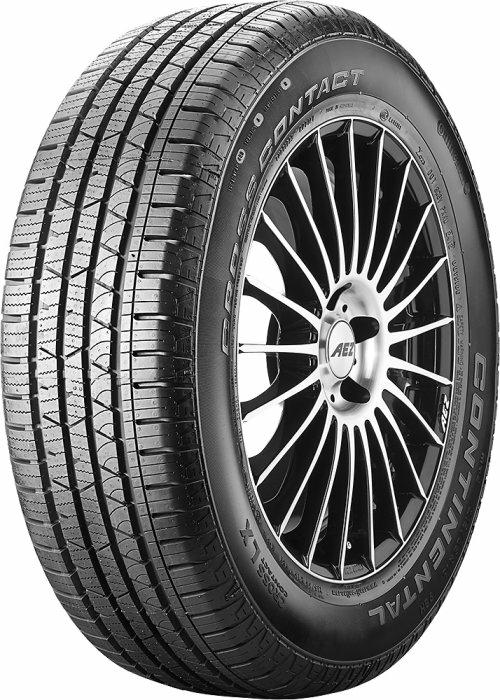 Continental 215/65 R16 all terrain tyres ContiCrossContact LX EAN: 4019238780727