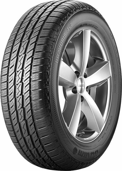 Tyres 265/70 R16 for NISSAN Barum Bravuris 4x4 1535004