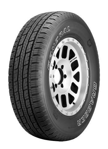 GRABBER HTS60 FR M General EAN:4032344000206 SUV Reifen 265/65 r17