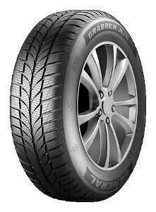 General 235/65 R17 SUV Reifen Grabber A/S 365 EAN: 4032344000299