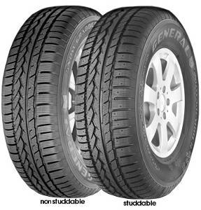 General 255/50 R19 SUV Reifen Snow Grabber EAN: 4032344547763