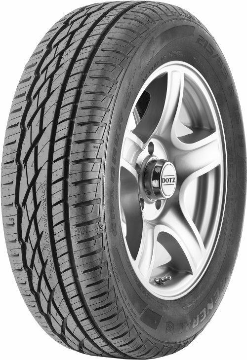 General 275/45 R20 all terrain tyres Grabber GT EAN: 4032344595276