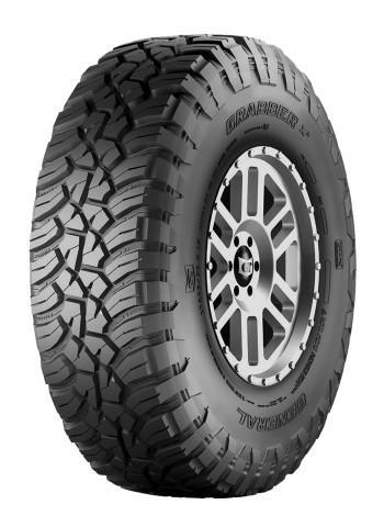 GRABBER X3 MT BSW General EAN:4032344769240 SUV Reifen