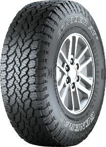 Grabber AT3 General A/T Reifen pneumatici