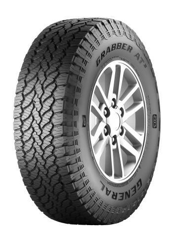 General 225/70 R15 SUV Reifen GRABBER AT3 FR M+S EAN: 4032344775722