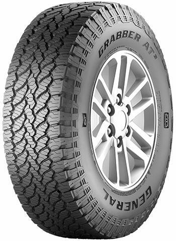 Reifen 255/70 R16 für NISSAN General GRABBER AT3 C FR M 0450694