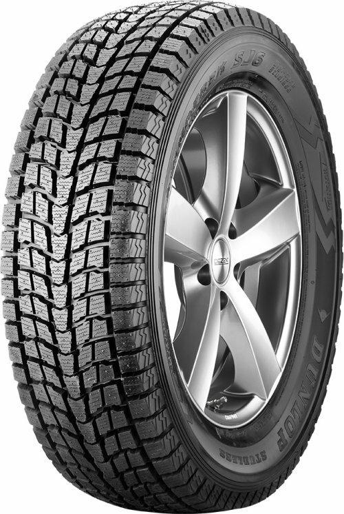 Grandtrek SJ 6 Dunlop neumáticos