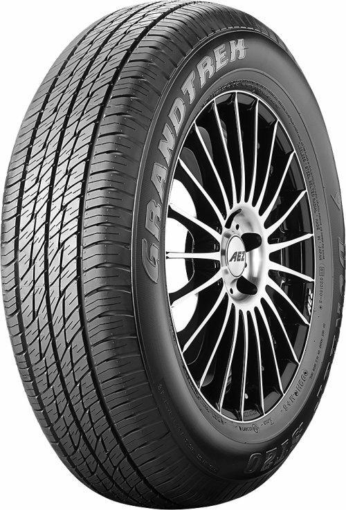Grandtrek ST20 Dunlop all terrain tyres EAN: 4038526310040