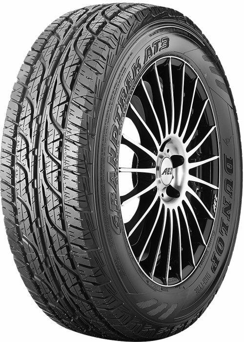 Grandtrek AT3 Dunlop all terrain tyres EAN: 4038526310101