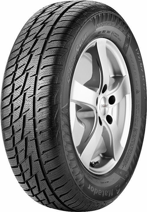 Los neumáticos especiales para todoterrenos Matador 235/75 R15 MP 92 Sibir Snow SUV Neumáticos de invierno 4050496561901