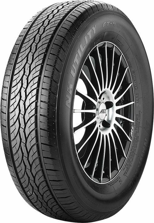 Nankang FT-4 H/T JB201 car tyres