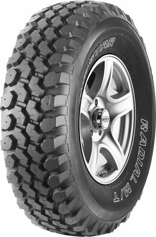 Mudstar Radial M/T N EAN: 4712487539848 TERRANO Neumáticos de coche