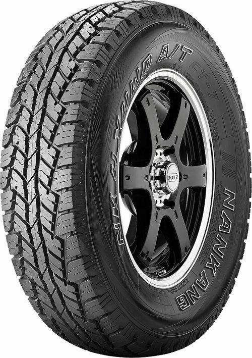 Nankang 4x4 WD A/T FT-7 JC092XX car tyres
