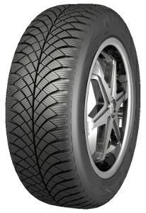 AW-6 JD157 VW TIGUAN Neumáticos all season