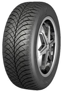 AW-6 JD349 SKODA KODIAQ Celoroční pneu