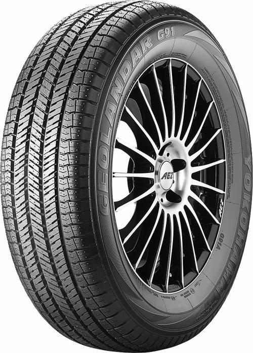 G91A Yokohama H/T Reifen BSW Reifen
