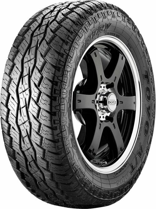 Open Country A/T + Toyo A/T Reifen tyres