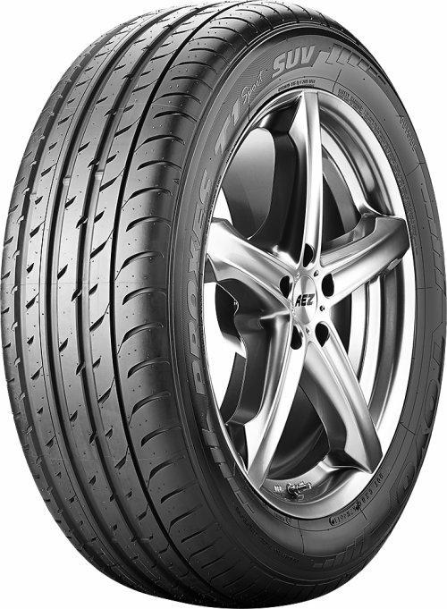 Proxes T1 Sport SUV Toyo Felgenschutz BSW pneumatici