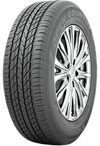 Reifen 255/65 R17 für NISSAN Toyo Open Country U/T 1592605