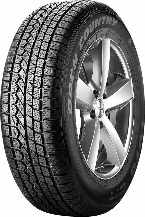 Open Country W/T Toyo Felgenschutz tyres