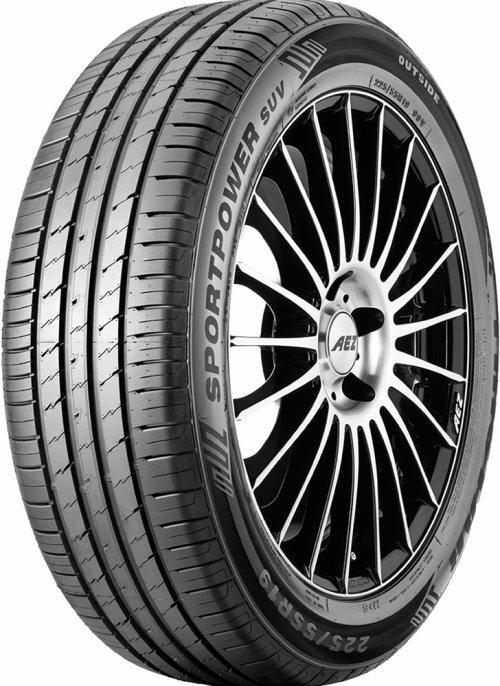 Tyres 255/65 R17 for NISSAN Tristar Sportpower TT365