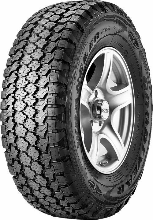 Wrangler AT/SA+ Goodyear all terrain tyres EAN: 5452000465665
