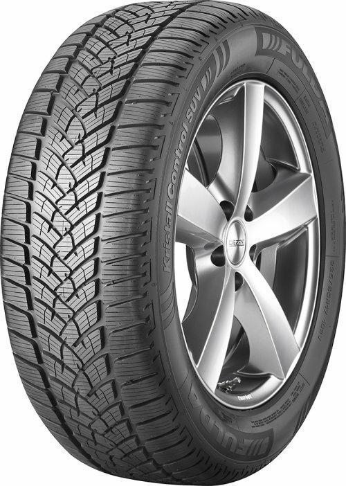 Kristall Control SUV Fulda BSW tyres