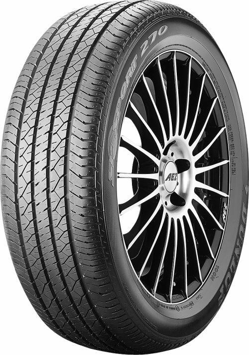SP SPORT 270 LHD Dunlop pneumatici