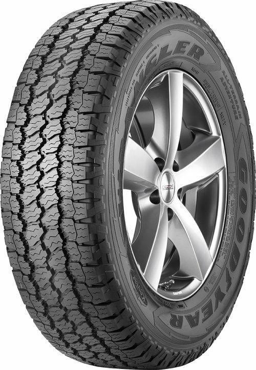 Wrangler AT Adventur Goodyear all terrain tyres EAN: 5452000583512