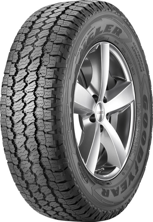 Wrangler AT Adventur 235/85 R16 von Goodyear