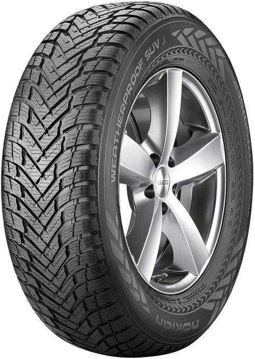 Weatherproof SUV Nokian EAN:6419440136653 All terrain tyres