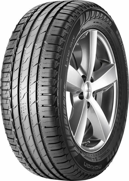 Line SUV Nokian EAN:6419440249636 Offroadreifen 215/55 r18