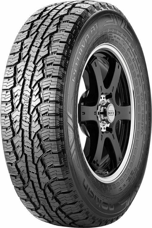 Rotiiva AT Nokian A/T Reifen BSW neumáticos