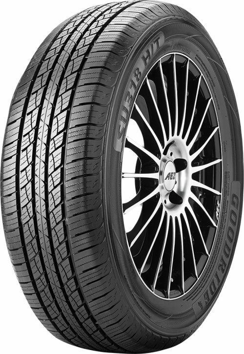 SU318 5681 NISSAN NAVARA All season tyres