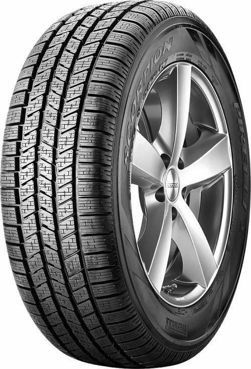 Scorpion Ice+Snow Pirelli RBL tyres