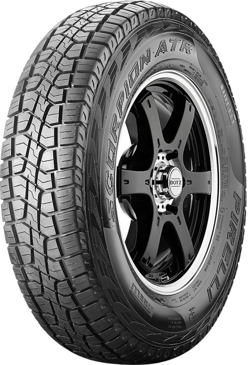Scorpion ATR Pirelli RBL gumiabroncs