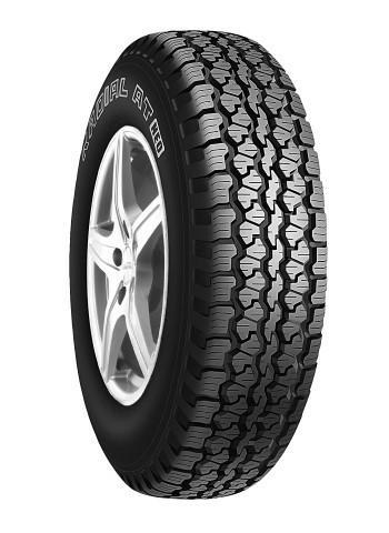 Gomme 4x4 Suv Nexen 205//80 R16 104S A//TNEO XL pneumatici nuovi