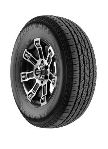 Tyres 265/70 R16 for NISSAN Nexen ROADHTXRH 11716